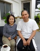 江東区にお住いのASさん  女性 50代 ガラス工芸家