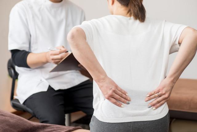 痛みの原因を見つけるため丁寧なカウンセリングも行います